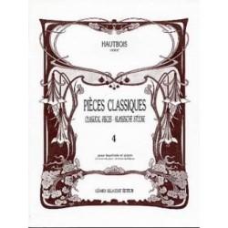 Pièces classiques Vol. 4